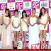 T-ara and their photos from the red carpet of the 20th Korean Culture and Entertainment Awards