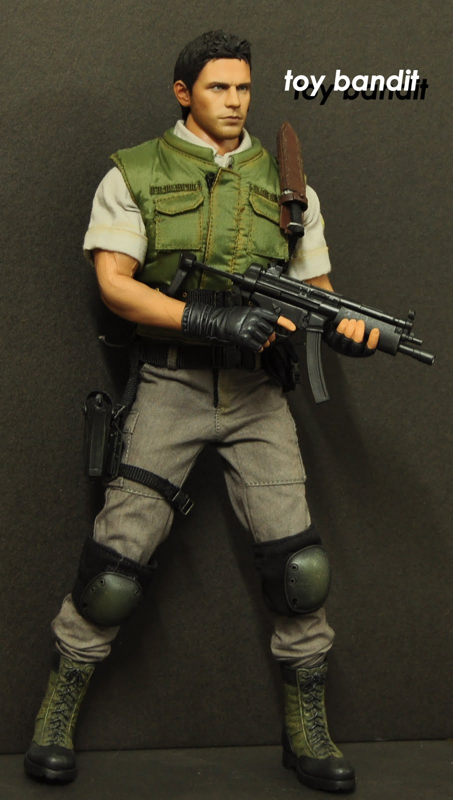 Toys For Chris : Toy banditz chris redfield s t a r ver by hot toys