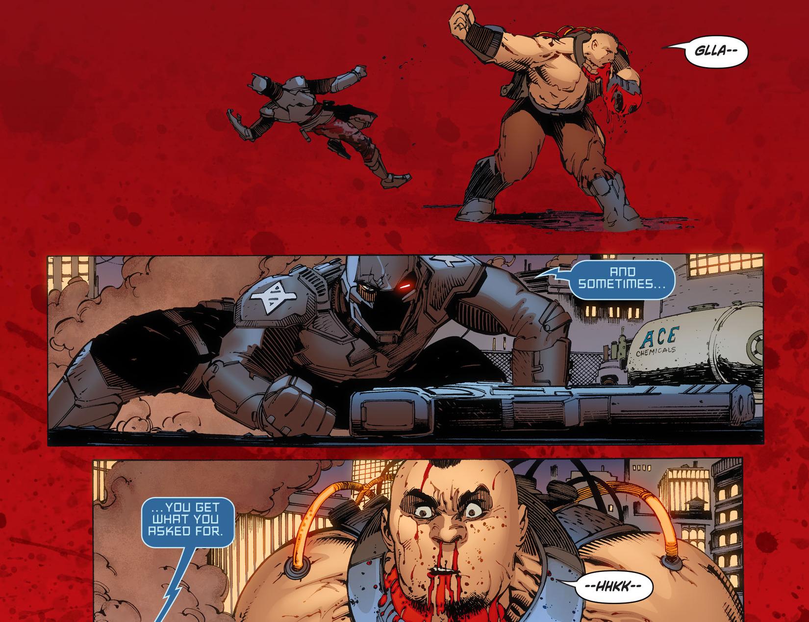 Batman: Arkham Knight [I] Issue #38 #40 - English 9