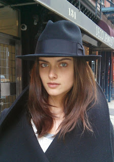 Fur felt hats can be cleaned and blocked at The Hat House New York 347-640-4048