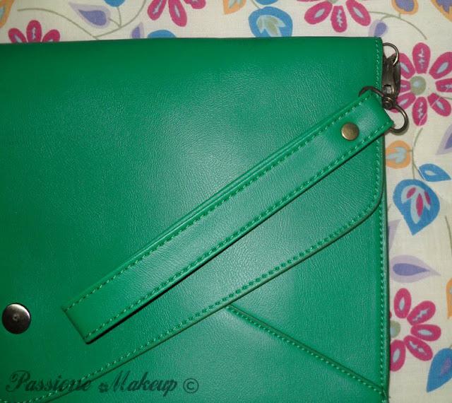 Oversized Simple Envelope Clutch Bag Oasap