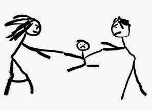 διαζυγιο και παιδια