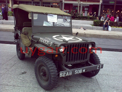 Car of the Day # 11 Willys