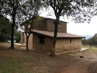 La Casa de Fusta vista pel cantó nord