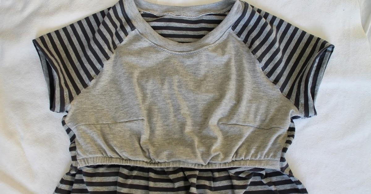 jadies welt wie mache ich aus einem shirt ein stillshirt. Black Bedroom Furniture Sets. Home Design Ideas