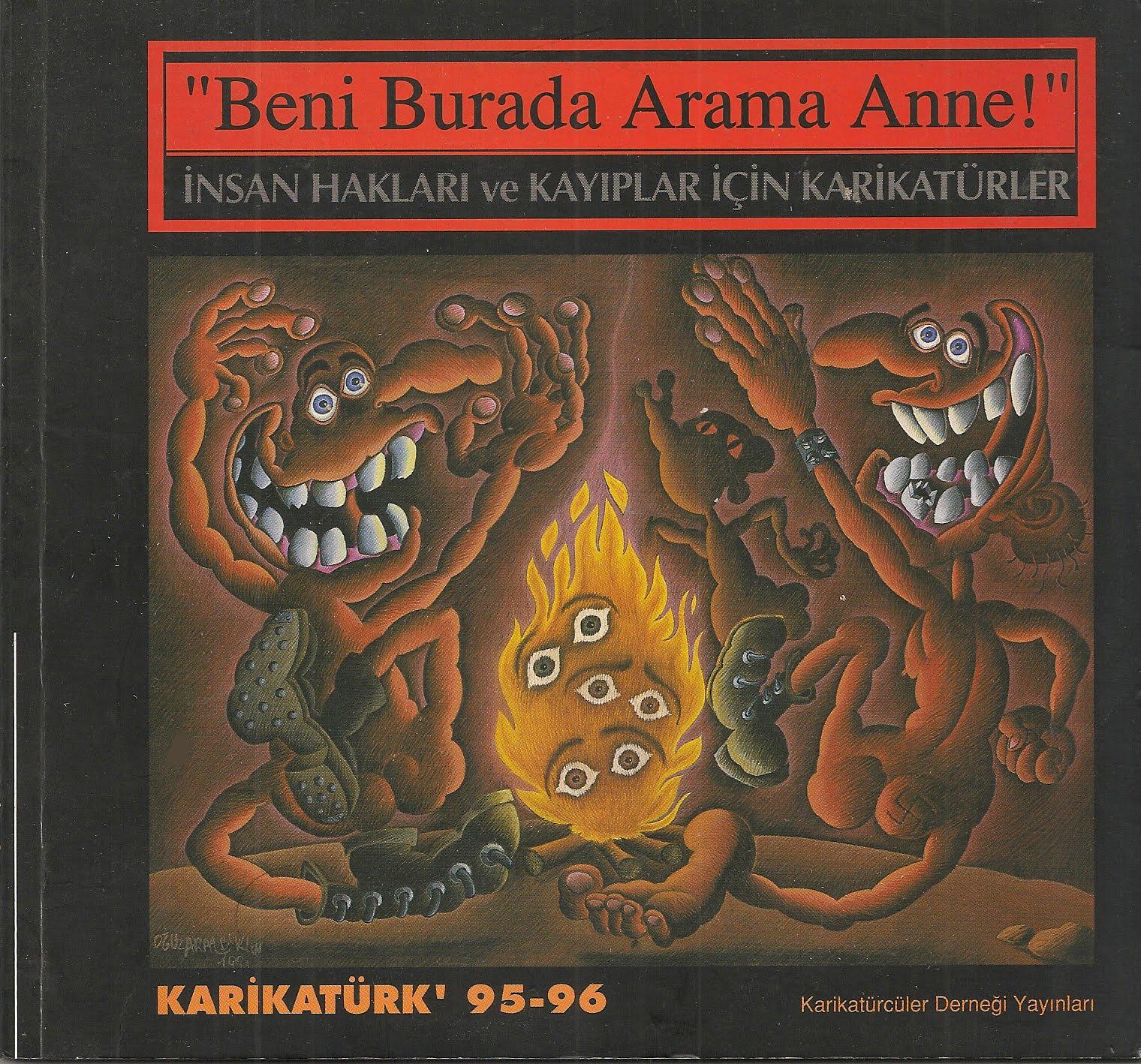 BENİ BURADA ARAMA ANNE
