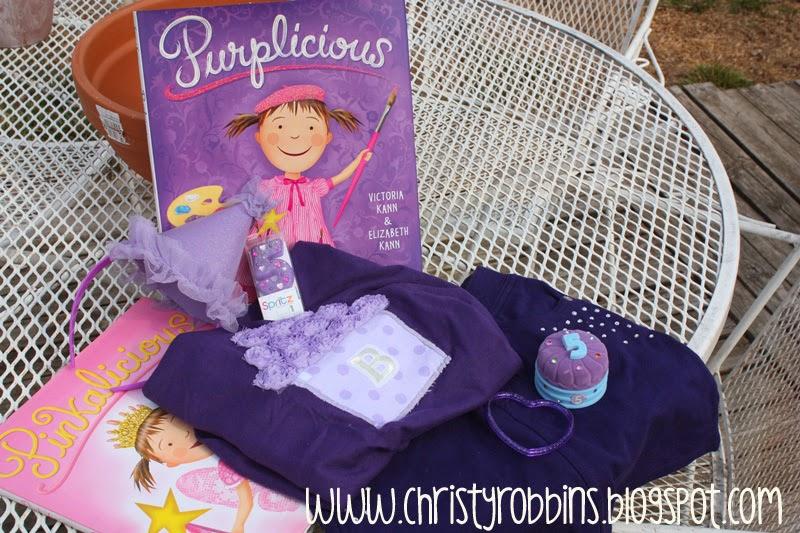 purplicious gift pack