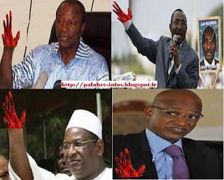 Guinée, élections, CENI, ADP, CDR, violences