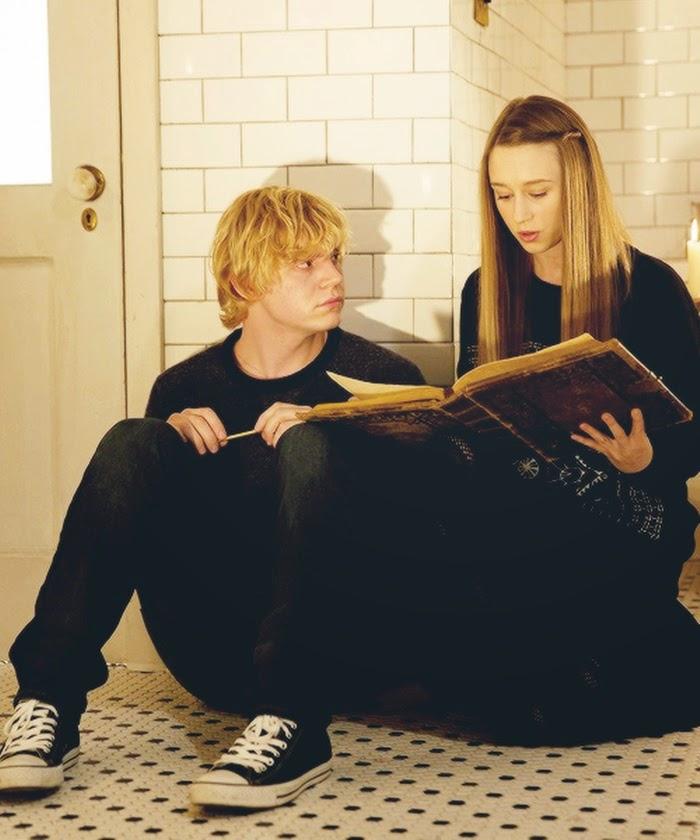 Tate e Violet <3