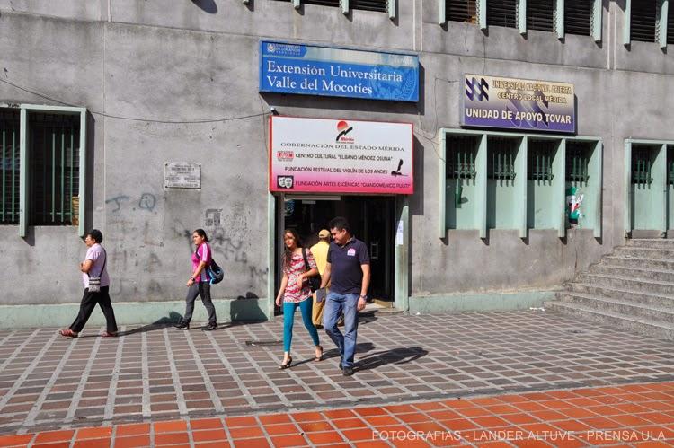 Los cursos del PAD llegan al Valle del Mocotíes. (Foto: Lánder Altuve)