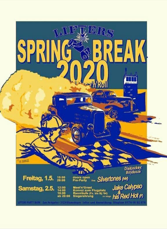 Lifters Spring Break 2020
