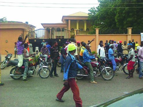 Lagos Issues 21 day Ultimatum To Okada Riders