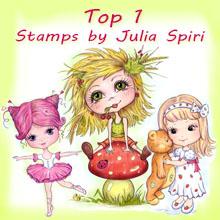 Topp 3 hos Julia Spiri