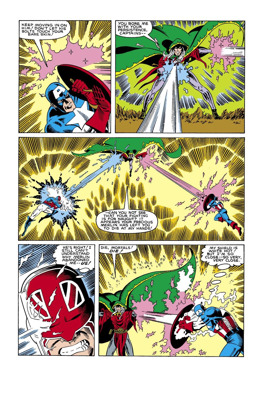 Captain America (1968) Issue #306 #234 - English 20