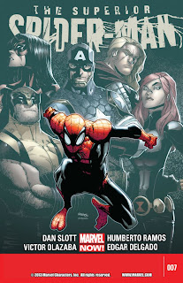 The Superior Spider-Man #7 - 365 Days of Comics