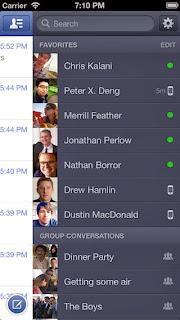 تطبيق فيسبوك ماسنجر لنظام أندرويد وأى او إس وبلاك بيرى مجاناً 2.71 Facebook Messenger APK-IPA-iOS-black Berry