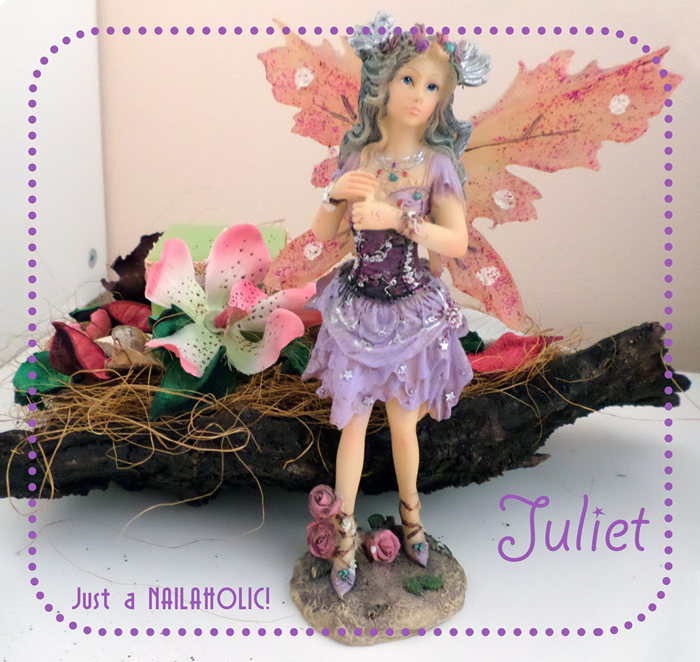 Juliet Reto Fairy's Tale Nails. Hagamos Nails