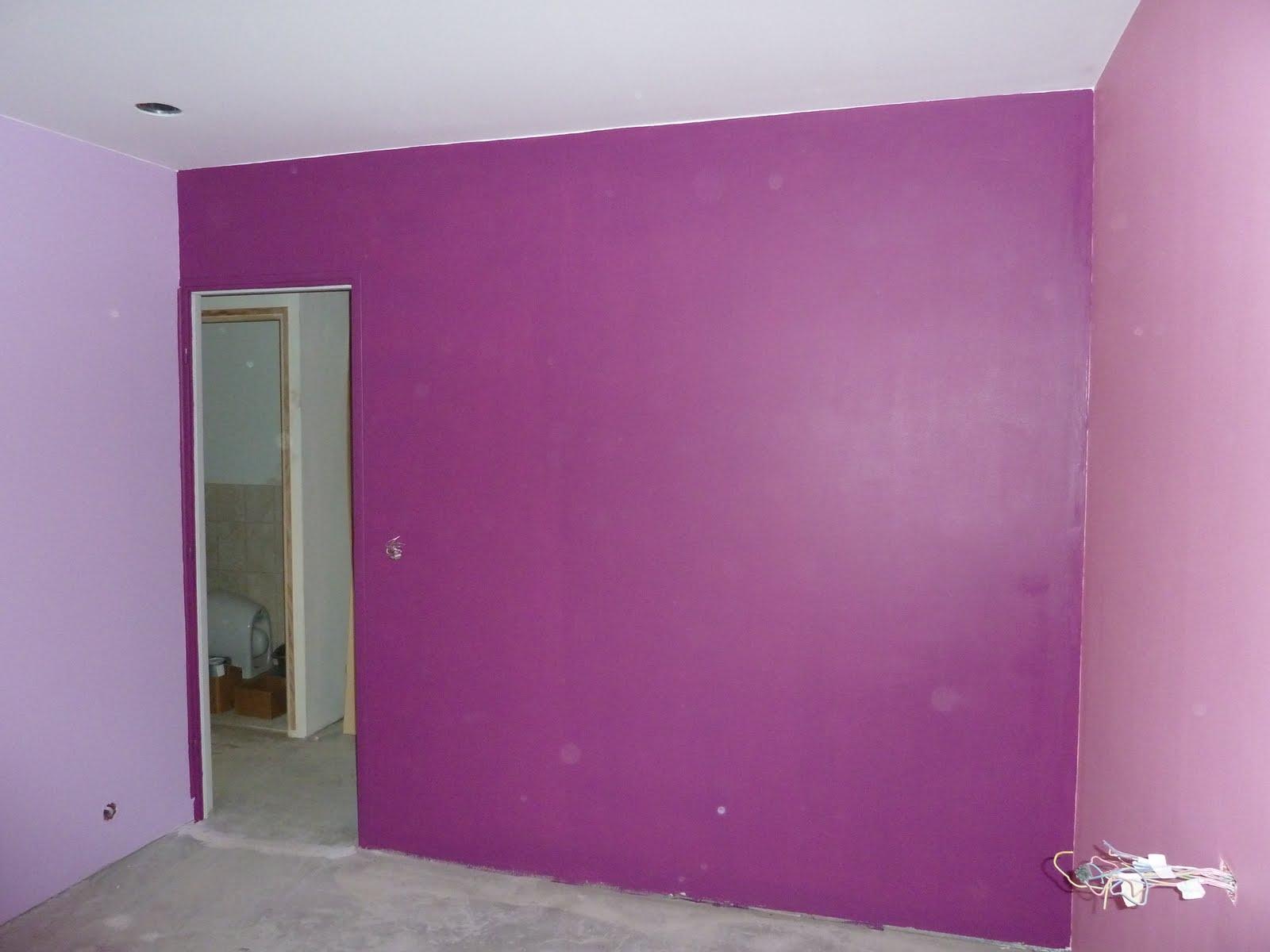 La maison du bonheur de m line tilan c line et beno t du for Peinture mur chambre