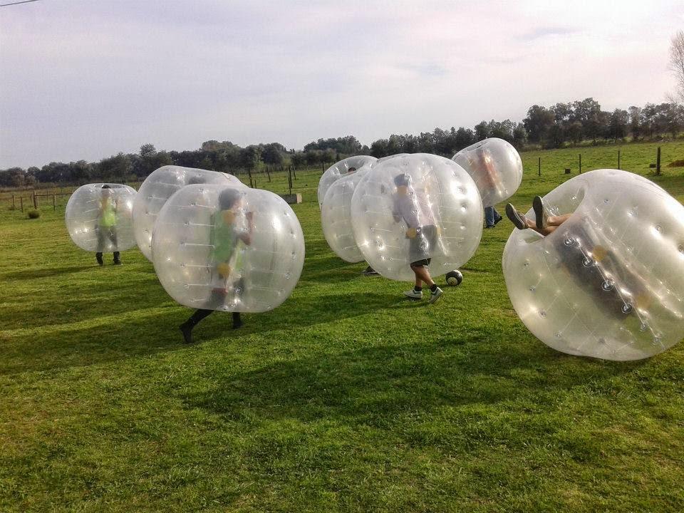 Bubble Fútbol Argentina