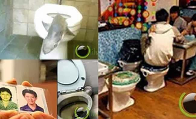 5 Hal Aneh yang pernah Terjadi di Kamar Mandi