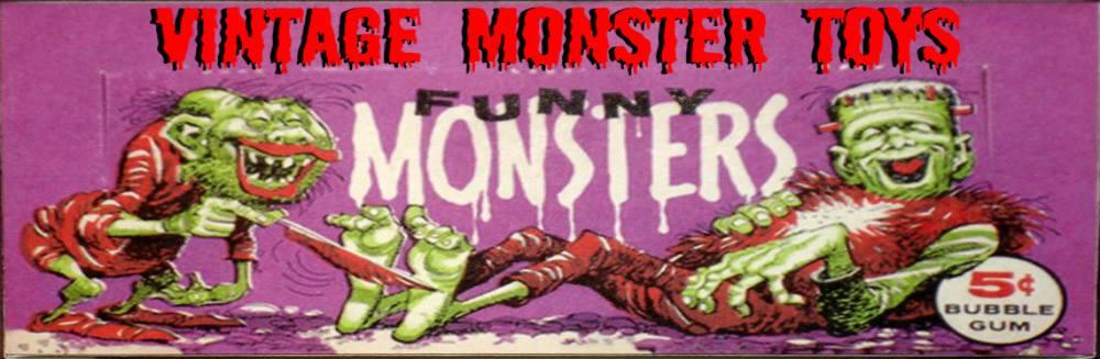 Tattooed Steve\'s Storage Unit of Terror: Make Mine a Monster Toy!