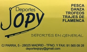 Deportes Jopy