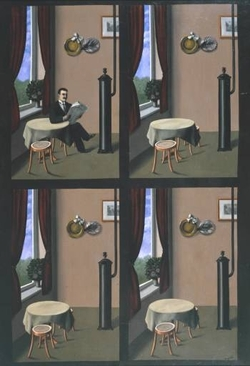 when was rene magritte bo