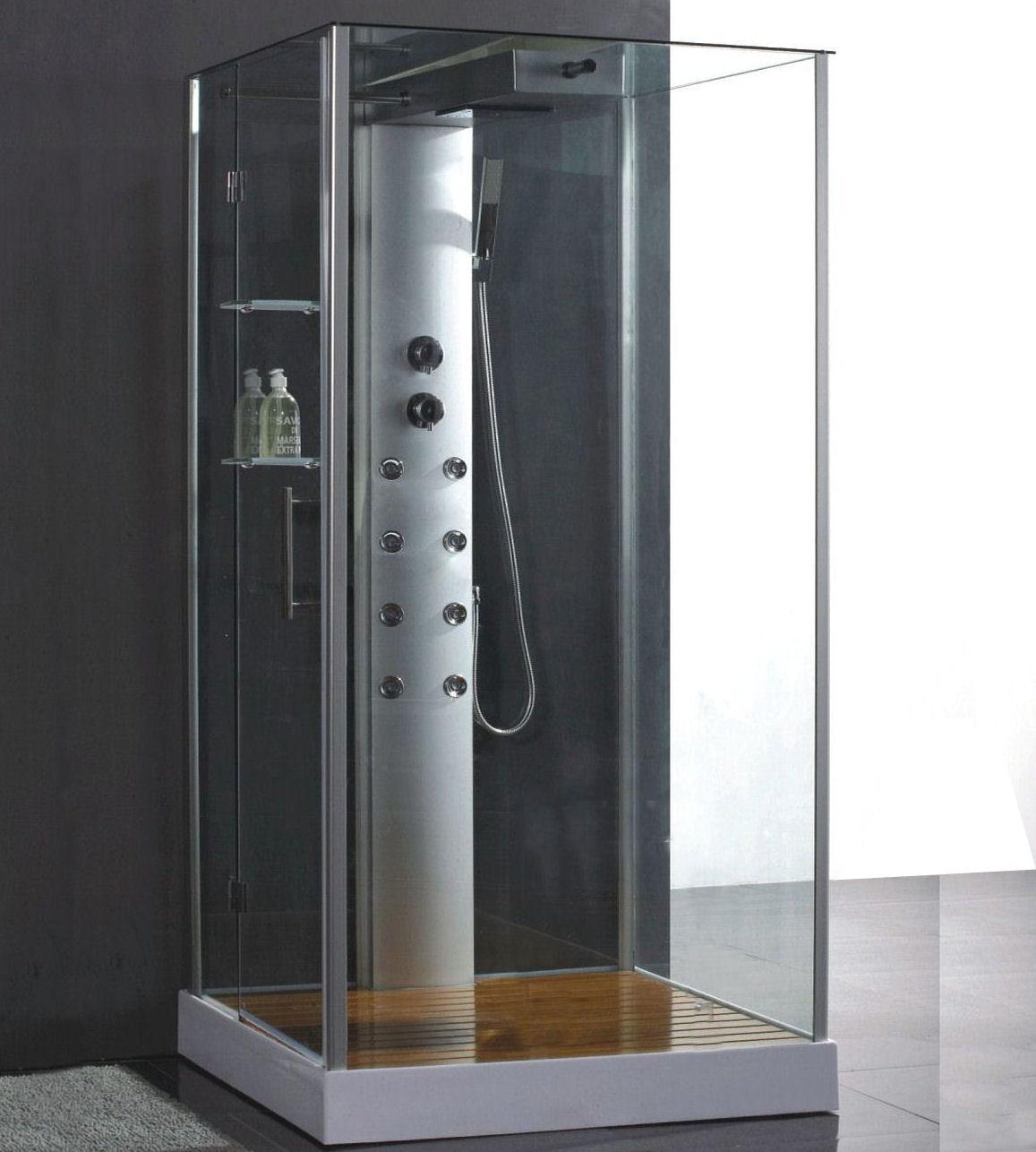 Badrum med duschkabin ~ xellen.com
