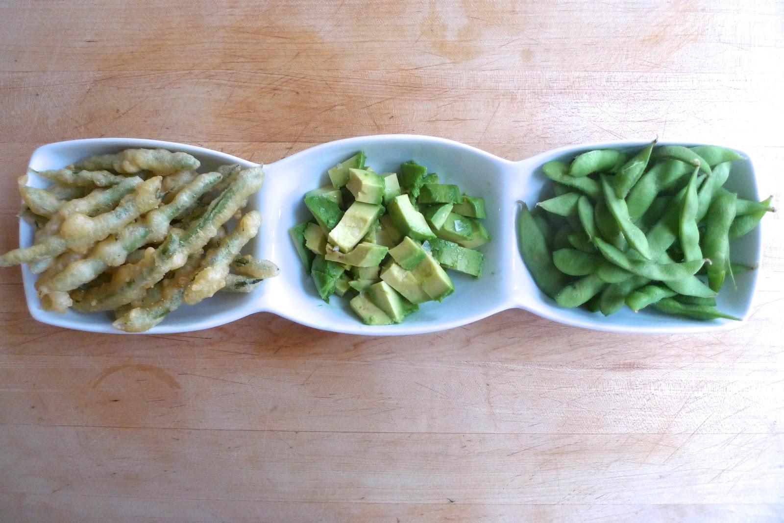 siriously delicious: Tempura Green Beans
