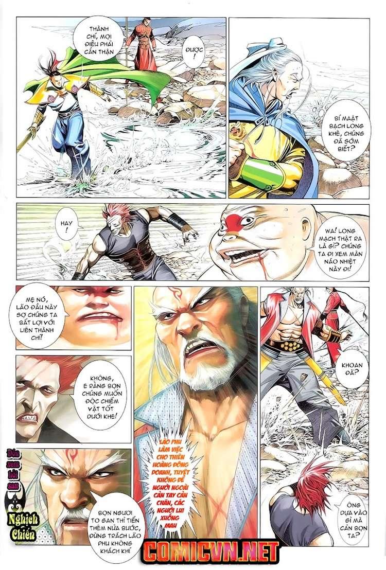 Phong Vân chap 625 Trang 30 - Mangak.info
