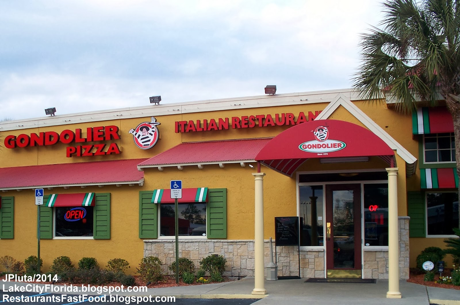 Pizza lake city florida w us highway 90 gondolier italian restaurant