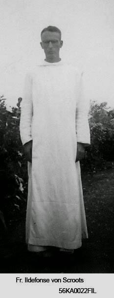Fr Ildefonse, ca 1956
