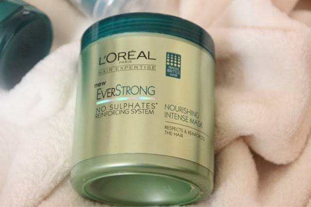 L'Oreal Ever Strong Hair Care