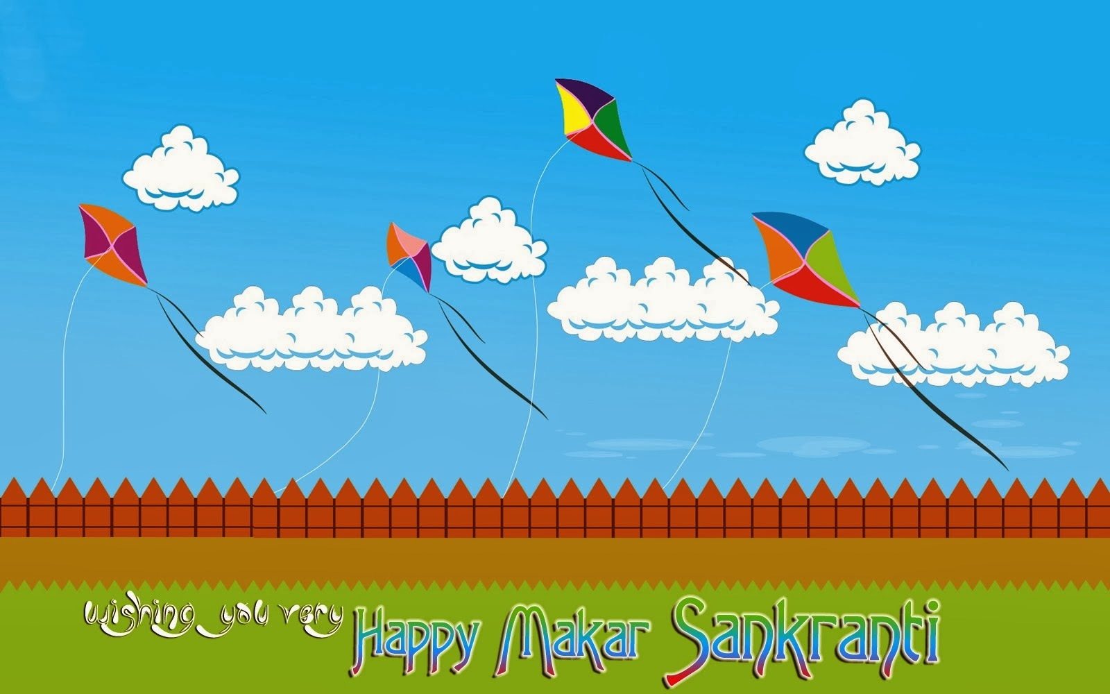 Happy Makar Sankranti Wallpapers And Wishes Messages Happiness Style