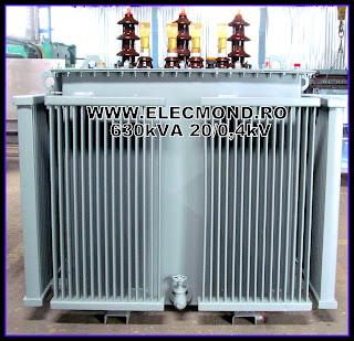 Transformator 630 kVA 20/0,4kV , trafo 630 kVA , transformatoare , transformator , transformatoare de putere, fabrica transformatoare