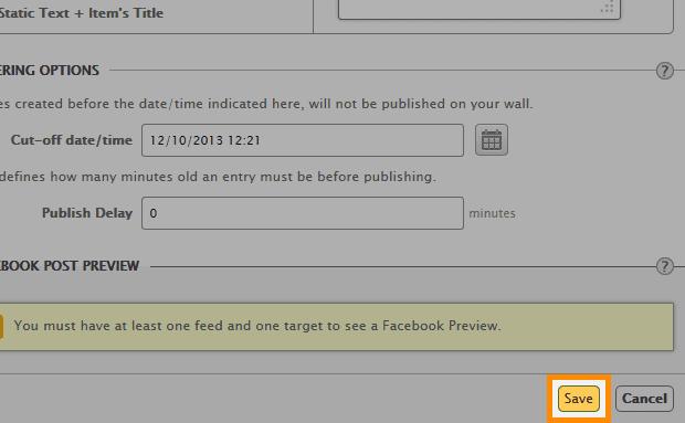 「Save」をクリック