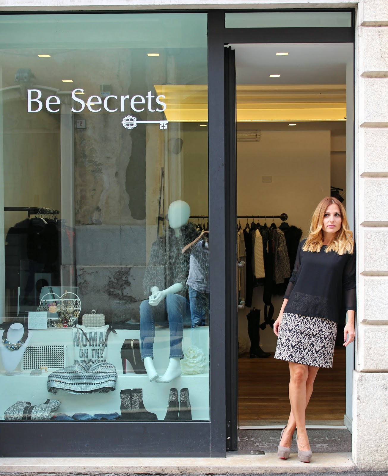 Eniwhere Fashion - Be Secrets Brescia