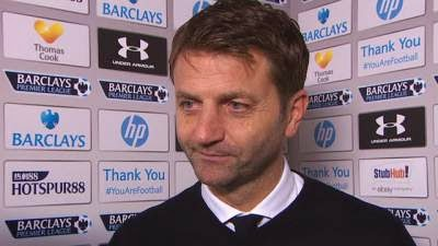 You have to love Sherwood's honesty