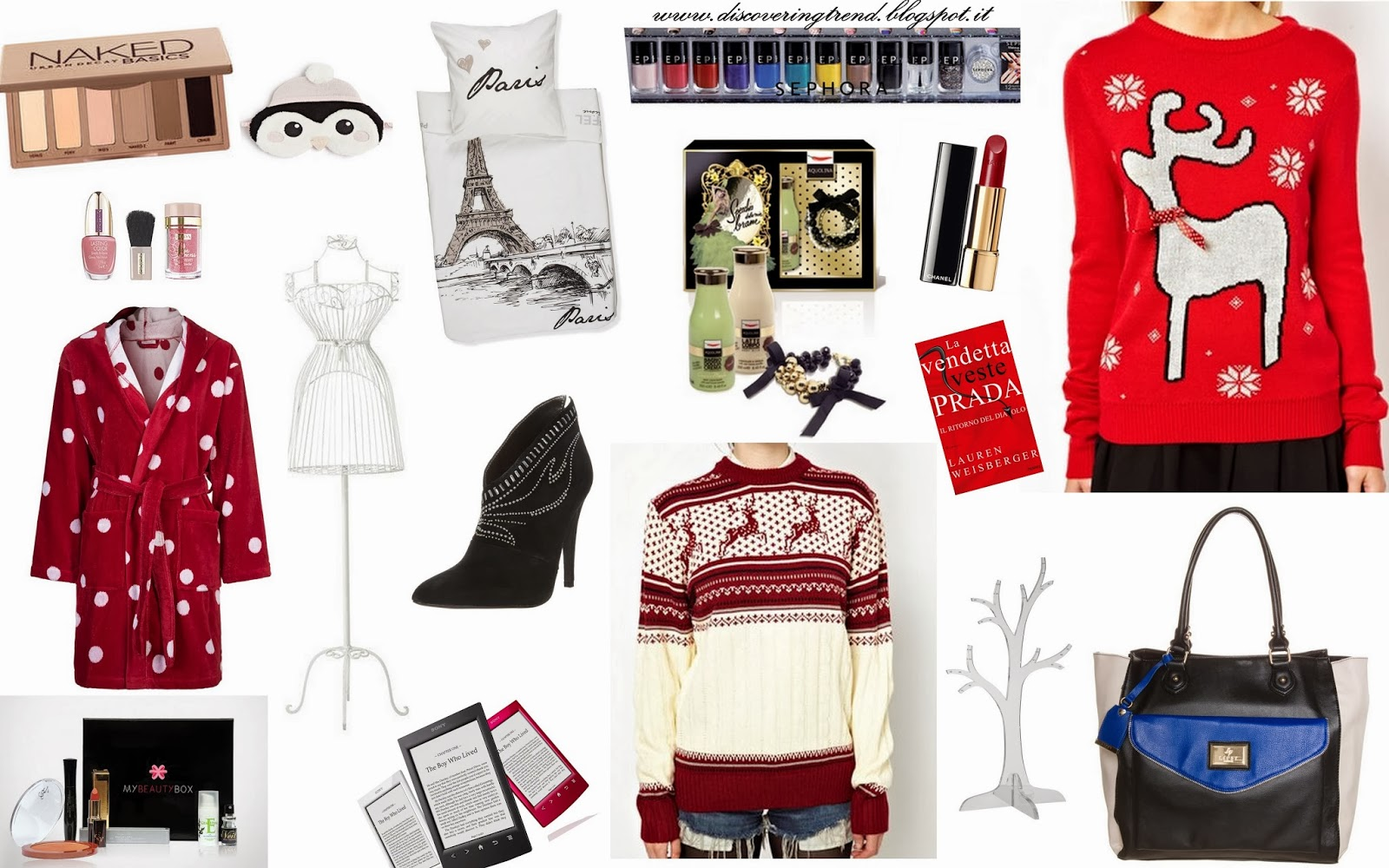 Per lei idee regalo donna discovering trend for Ideeregalo it