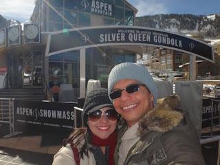 silver queen gondola - aspen