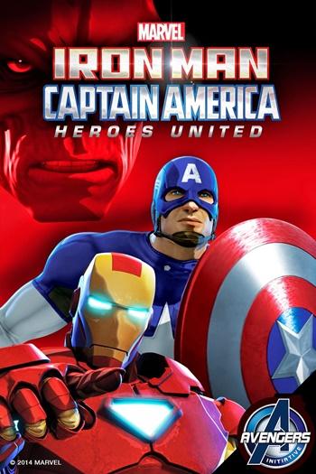 Iron Man y El Capitan America: Heroes Unidos