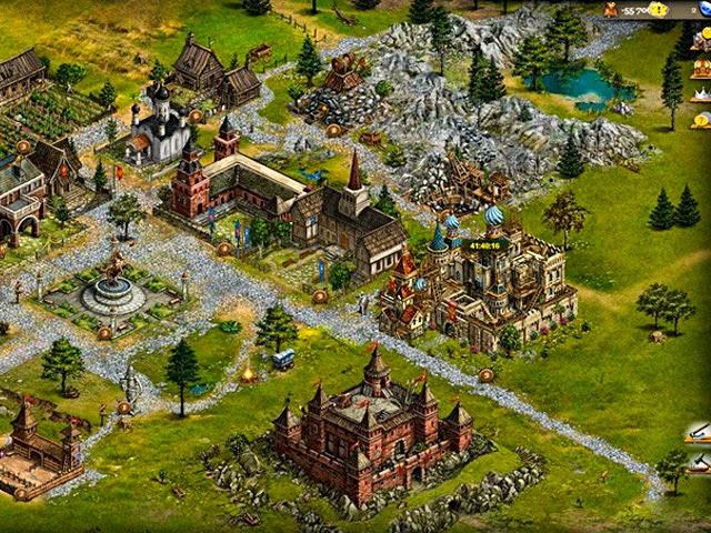 Imperia Online - Permainan Kerajaan