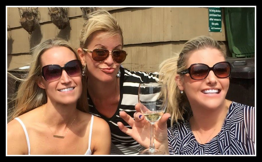Fun in the sun, Wine vault