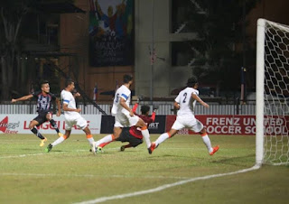 India U-19 drew against Frenz United A to reach semis