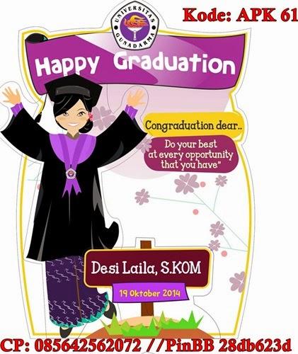 Kado Hadiah Kelulusan Wisuda Sarjana Anak Sekolah