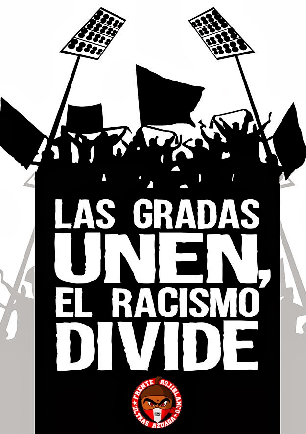 FRB CONTRA EL RACISMO