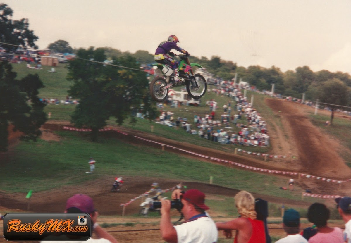 Mike Larocco Steel City 1994