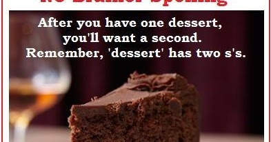 the snarky student s guide to grammar desert vs dessert easy