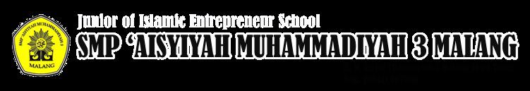 SMP 'Aisyiyah Muhammadiyah 03 Malang