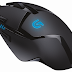Logitech G402 Hyperion Fury ultra-fast FPS gaming mouse now available in the Philippines!